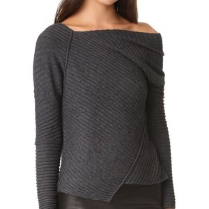 Free People Love and Harmony Rib Knit Sweater